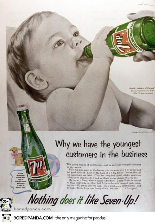 Abbiamo la clientela più giovane